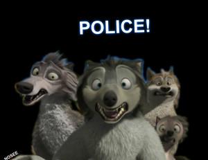 POLICE!!!!