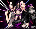 Paige - Champ Again - wwe-divas wallpaper