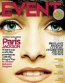 Paris On The Cover Of Event Magazine