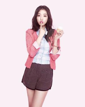 Park Shin Hye-Kiss