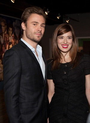 Patrick Flueger and марина Squerciati