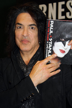 Paul Stanley ~Face the Музыка