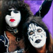 Paul Stanley and Ace Frehley - kiss icon