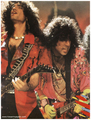 Paul Stanley and Bruce Kulick - paul-stanley photo