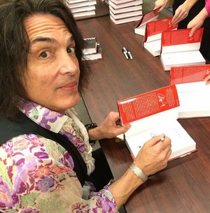 Paul Stanley ~book signing