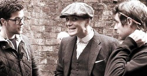 Peaky Blinders behind the scenes