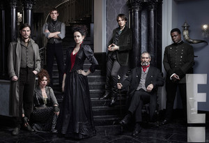 Penny Dreadful cast 사진