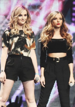 Perrie and Jade♑