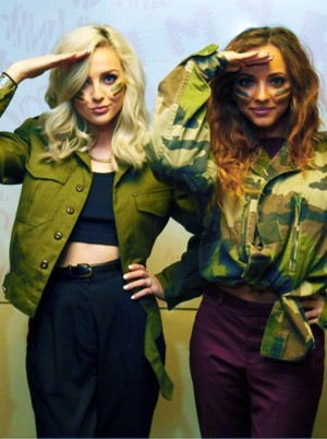 Perrie and Jade ♑