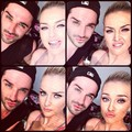 Perrie 게시됨 this on her new Instagram today