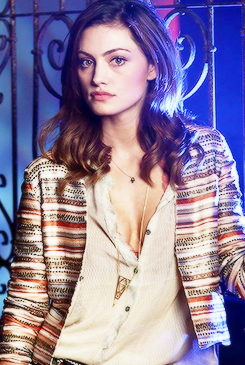 Phoebe Tonkin as Hayley Marshall || Promotional фото for The Originals Season 1