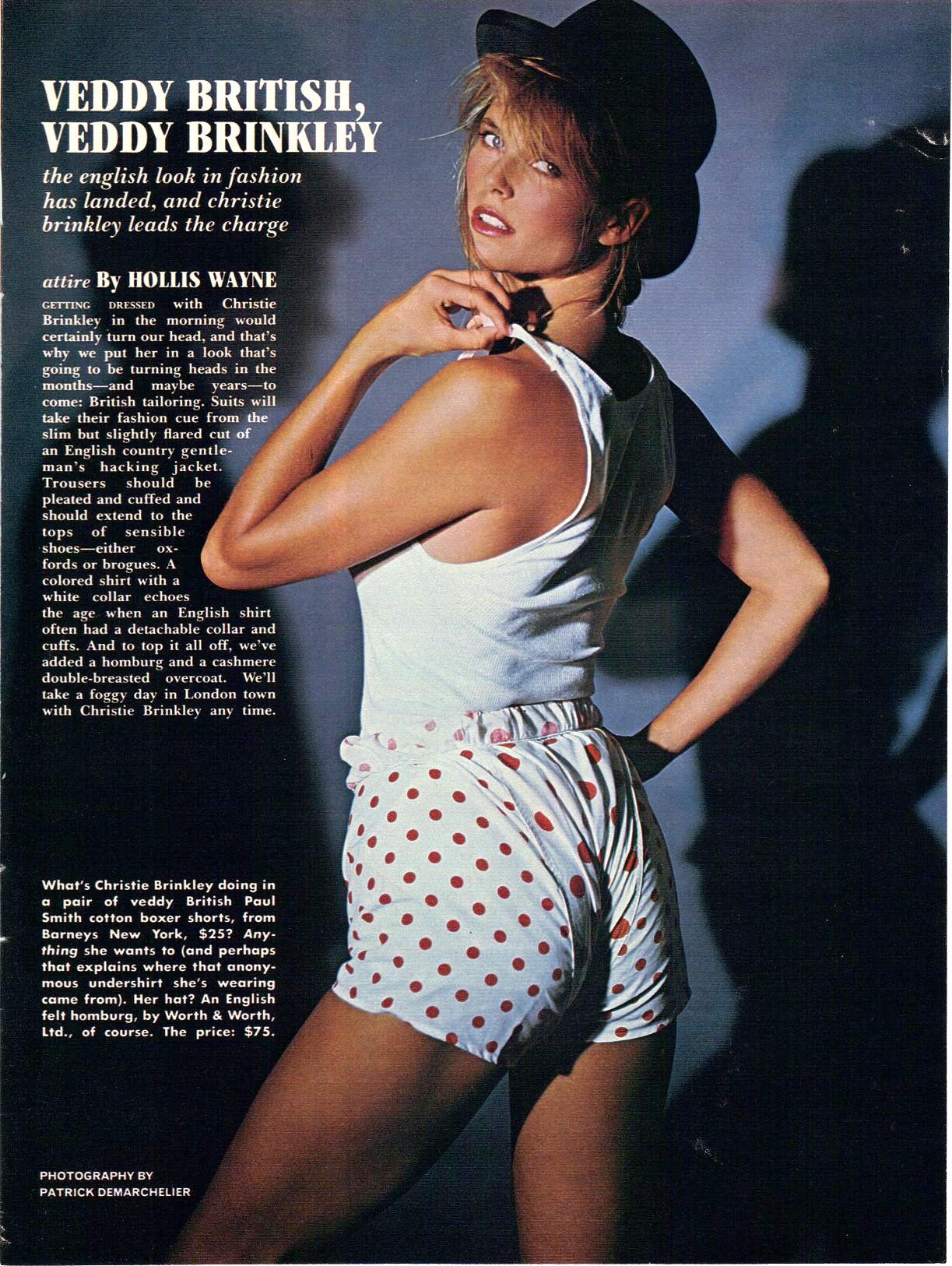 Playboy, November 1984