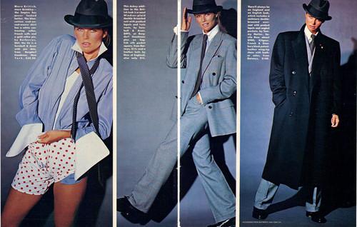 クリスティ・ブリンクリー 壁紙 called Playboy, November 1984