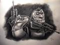 PoM - Army - penguins-of-madagascar fan art