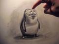 PoM - Skippy - penguins-of-madagascar fan art