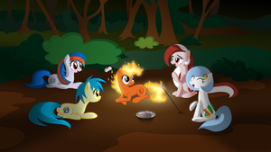 Ponified Browsers Camping