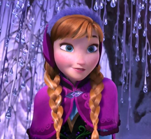 Quotes From Disney Characters Princess Anna - Disney...