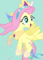 Princess Flutter-estia - my-little-pony-friendship-is-magic photo