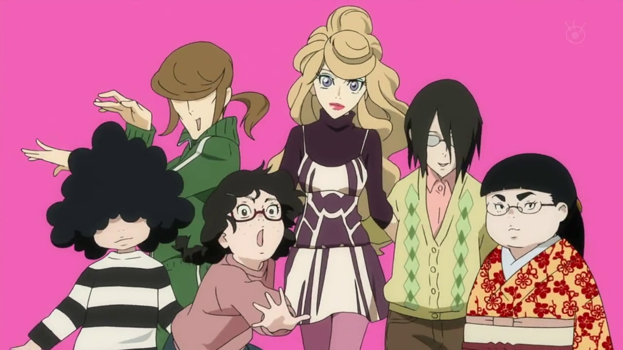 Girls Only anime club! images Princess Jellyfish HD wallpaper and ...