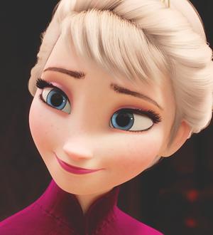 Queen Elsa Screencap