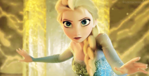 queen Elsa Screenshot