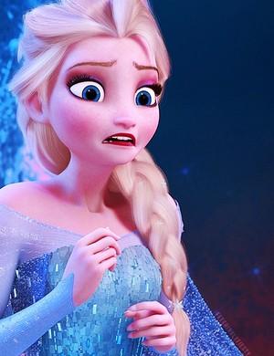 queen Elsa Snapshot