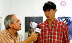 Rafa interview ib3tv