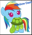 Rainbows flying - my-little-pony-friendship-is-magic photo
