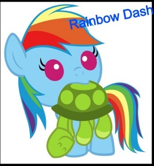 Rainbows flying