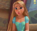 Rapunzel in aqua - disney-princess photo