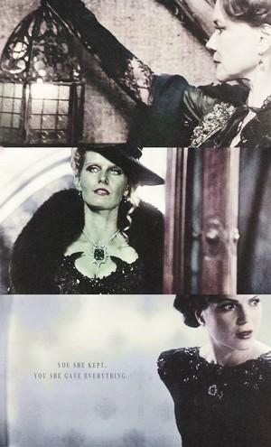Regina, Zelena and Cora