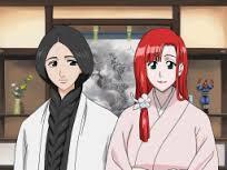 Retsu Unohana and Konoka