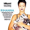 Rihanna nominations for the 2014 BBMAs