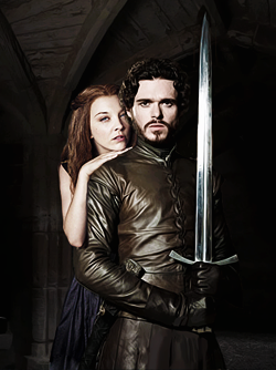 Robb and Margaery