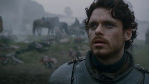 Robb in the Garden of Buto