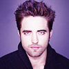 Robert Pattinson foto with a portrait entitled Robert Pattinson