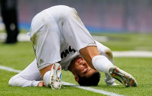 Ronaldo somersault