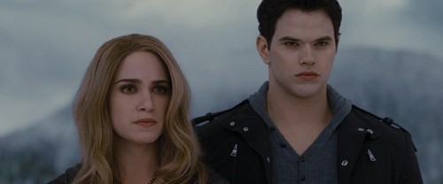 Breaking Dawn The Movie wallpaper containing a portrait entitled Rosalie and Emmett