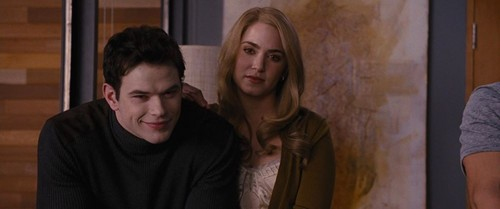 Breaking Dawn The Movie wallpaper with a portrait titled Rosalie and Emmett