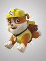 Rubble         - paw-patrol photo