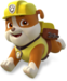 Rubble                 - paw-patrol icon