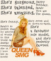 SMG is Definitely The Queen - sarah-michelle-gellar fan art