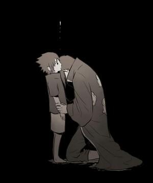 Sasuke and Itachi ~ Forgive me..