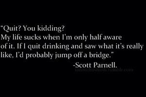 Scott Parnell Quote