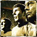 Scotty, Spock and Bones - star-trek icon