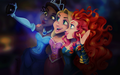 Selfie Princesses - disney-princess photo
