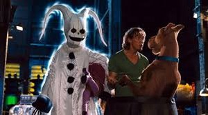 Shaggy, Scooby and the Luna Ghost