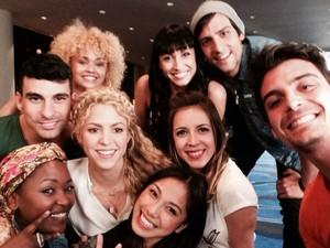 Shakira - Dreamland