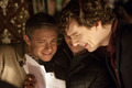 Sherlock Season 3 Behind The Scenes - sherlock photo