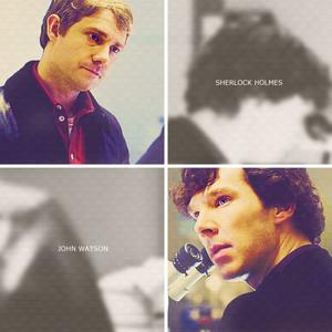 Sherlock and John ☆